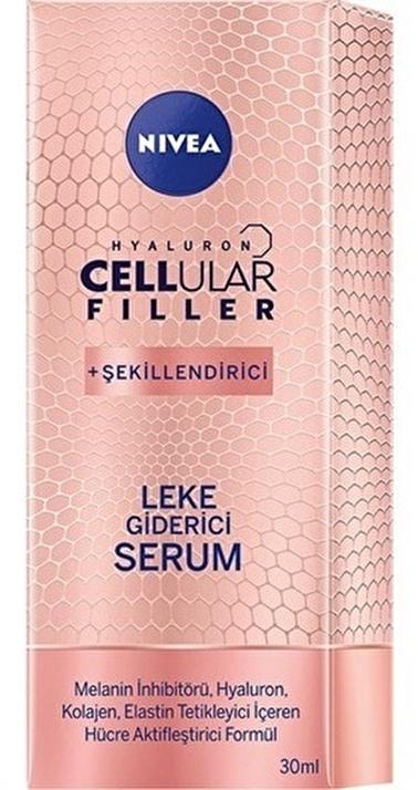 Nivea Nivea Hyaluron Cellular Leke Giderici Serum 30 ml Renksiz